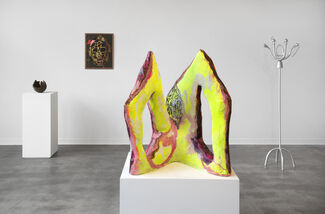 Root of the Head: Karen Azoulay, Bianca Beck, and Kylie Lockwood, installation view