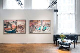 DITTRICH & SCHLECHTRIEM at VOLTA NY 2014, installation view