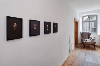 Greetings from Ghent, installation view