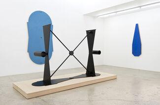 Michael Rey, installation view