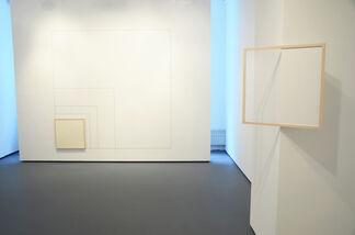 Hartmut Böhm: Wall Works, installation view