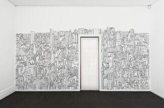 Sadie Chandler: Factorywork, installation view
