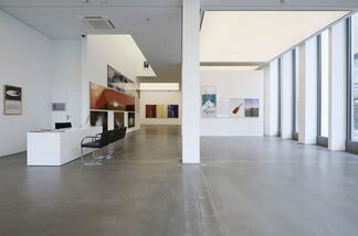 Bill Beckley: The Accidental Poet, installation view