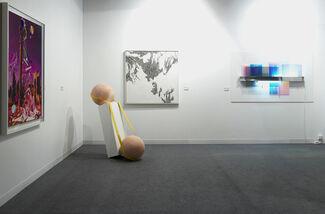 Lawrie Shabibi at Abu Dhabi Art 2015, installation view