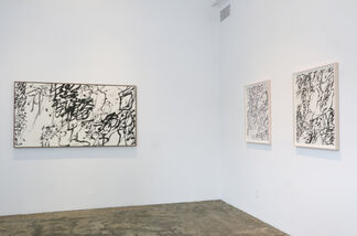 Wang Dongling: Poetry and Painting, installation view