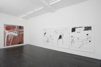 Marek Szczęsny, installation view