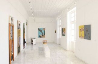 Michalis Manousakis, installation view
