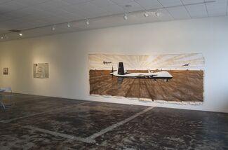 Glexis Novoa, Drones, installation view