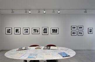 Picasso in the Studio, installation view