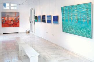 Sea: Four Artists - Four Approaches, installation view