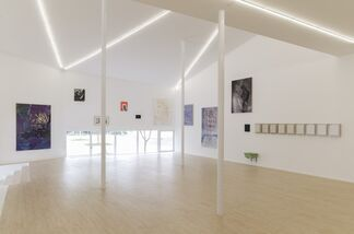 Cloudy 多云, installation view