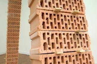Installation + Sculptures by Vincent Ganivet, installation view