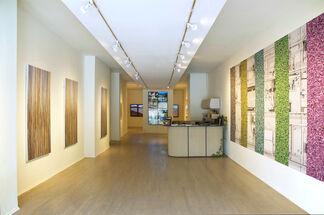 Hasan Elahi: Datamine, installation view