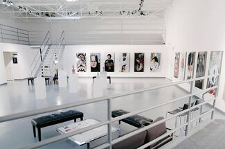"""The Family Circus"" Exhibition in the Dallas Design District, 2335 Valdina Street, Dallas, Texas, 75207, USA, installation view"