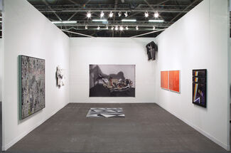 Kadel Willborn at The Armory Show 2016, installation view