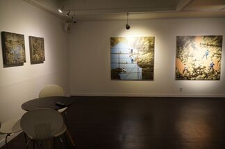 uJung Collection Exhibition, installation view