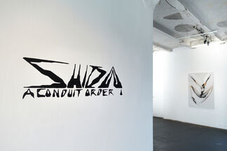 Mik Shida: A Conduit Order, installation view