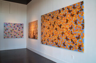 Ismael Vargas: Echoes of Mexico, installation view