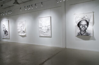 Lights and Shadows, installation view