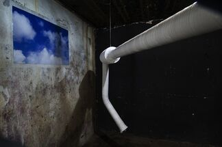 The BUNKER #01 with Berndnaut Smilde, installation view