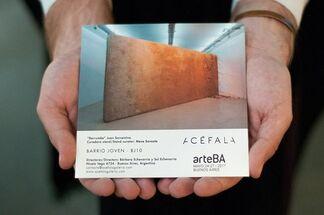 Acfala at arteBA 2017, installation view