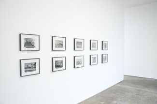 Allan Sekula: Early Works, installation view