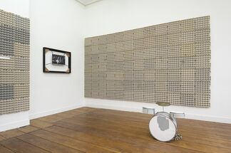 Michael Gumhold feat. The Sculpture Group, installation view