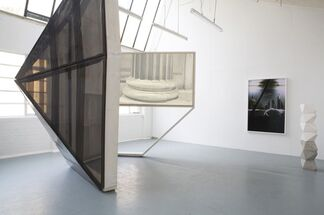 London Dust: Rut Blees Luxemburg and Keef Winter, installation view