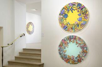 Antonio SEGUÍ, installation view