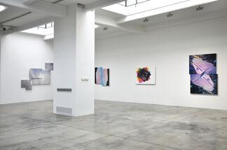 """Mark Flores """"New Arrangement"""", installation view"""