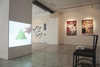 What do you call this fantasy land | Adriana Minoliti, installation view