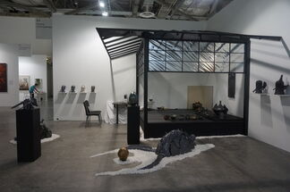 Snow Contemporary at Art Stage Singapore 2016, installation view