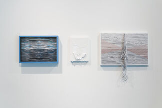 Ben Buswell: No One Above or Below, installation view