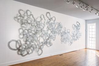 Tara Donovan: Slinkys, installation view