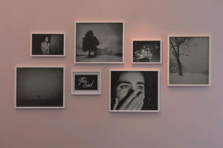 Presentation at UNSEEN Photography Fair, installation view
