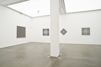 JEAN PIERRE YVARAL >> Variation Chromatique - Works from the 1960s <<, installation view