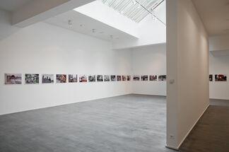 RENDEZVOUS, installation view