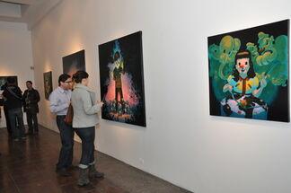 Victor Castillo - Under Heavy Measures, installation view