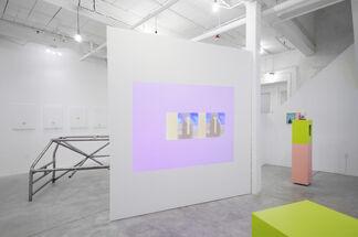 Again Again // Clark Mclean Graham and Ross Normandin, installation view