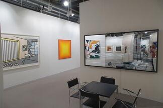 Mitchell-Innes & Nash at Art Basel 2013, installation view