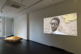 Accumulation, Displacement, Deletion, Rearrangement and Insistence, installation view