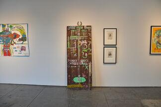 Jason McLean SODA GARDNER, installation view