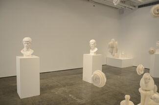 Li Hongbo: Tools of Study, installation view