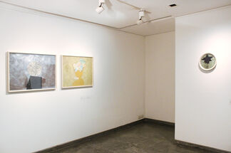 A(void) Dilip Chobisa | Tanmoy Samanta, installation view