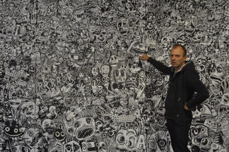 M.S. Bastian / Isabelle L. @ArtHangar, installation view