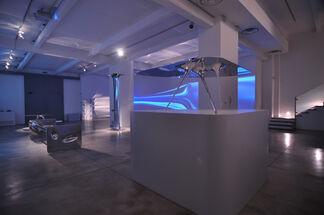 "Ross Lovegrove ""Endless"", installation view"