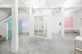 BESIDES, installation view