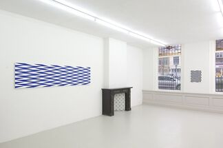 All Systems Go! by Jan van der Ploeg with Gerold Miller, Heimo Zobernig, & Beat Zoderer, installation view