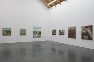 Jane Freilicher and Jane Wilson: Seen and Unseen, installation view