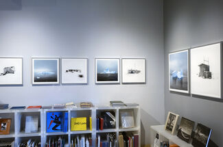 photo-eye Bookstore Project Space: Adrift by Magda Biernat, installation view